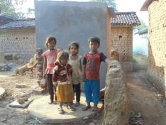 Khortha children